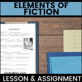 Elements of Fiction Unit