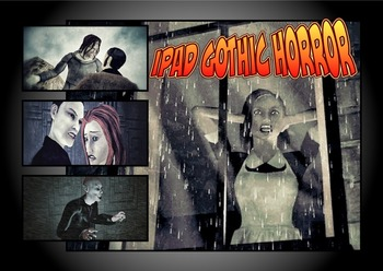 Elements of Gothic Horror for iPad