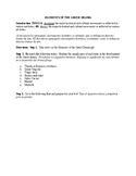 Elements of Greek Drama
