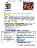 Elements of Hip Hop Unit (Literature+)