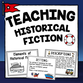 Elements of Historical Fiction