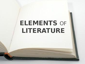 Elements of Lit. Unit