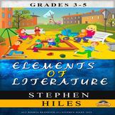 Elements of Literature: 3-5