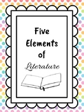 Elements of Literature / Elements of Story