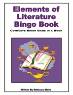Elements of Literature Bingo Book