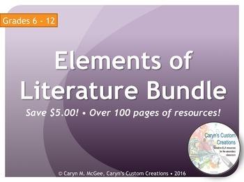 Elements of Literature (Bundle)