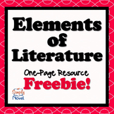 Elements of Literature {FREE}