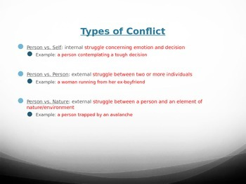 Elements of Literature Powerpoint
