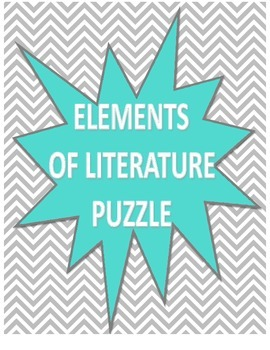 Elements of Literature Review Puzzle