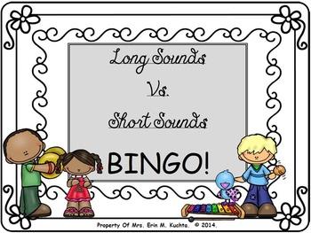 BINGO BUNDLE - Elements of Music for Elem. Music Room (Hi/Low, Fast/Slow, etc.)