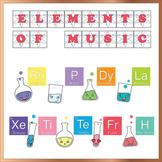 Elements of Music Bulletin Board