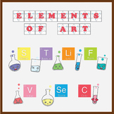 Elements of Art Bulletin Board