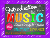Elements of Music Bundle Set PowerPoint (Beginner)