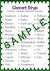 Periodic Table of Elements BINGO Game {FUN}
