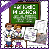 Periodic Table of Elements - Flash Cards, Games, Group Activity for Grades 7-12