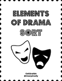 Elements of Plays - sort
