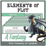 Elements of Plot-A Fantasy Story for Reading Comprehension