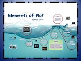 Elements of Plot Bundle: Prezi, Lesson Plans, Activity, an