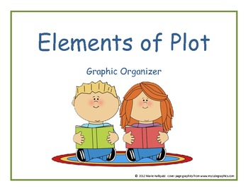 Elements of Plot Graphic Organizer