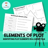 Elements of Plot: Identifying Plot Elements in a Short Fil