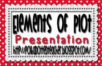 Elements of Plot Presentation