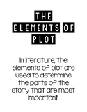 Elements of Plot posters 8x10