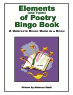 Elements of Poetry Bingo Book