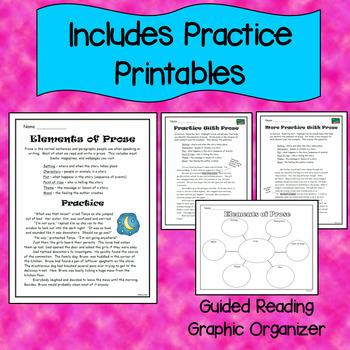 Elements of Prose