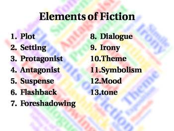 Elements of Reading Fiction and Non-Fiction (2 files 16x9 and Standard Format)