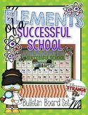 Elements of School Bulletin Board Set