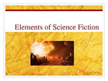 Elements of Science Fiction and Predictions that Came True