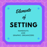 Elements of Setting Graphic Organizers