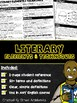 Literary Elements & Techniques (Student Reference)