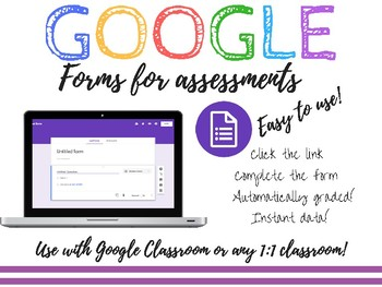 Elements of a Complete Sentence Google Forms Assessment