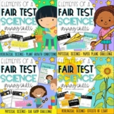 Elements of a Fair Test // Science Inquiry Skills