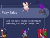 Elements of a Fairy Tale Puss in Boots
