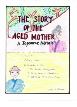 Elements Of A Short Story The Story Of The Aged Mother Tpt