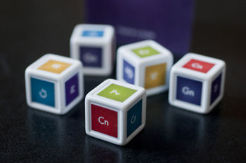 Elements of a Story: A Creative Writing Dice Game (Printable Version)