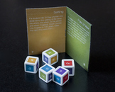 Elements of a Story: A Creative Writing Dice Game (Printab