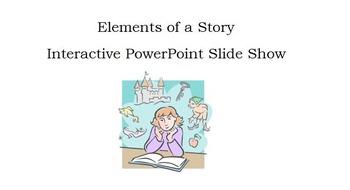 Plot Structure- Interactive PowerPoint