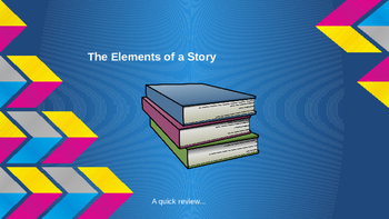 Elements of a Story PPT