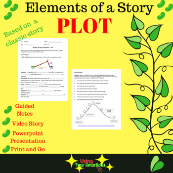Elements of a Story (Plot)