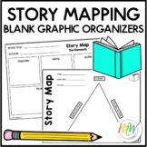 Free Download: Story Mapping Graphic Organizers
