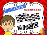 ELEMENTS OF MUSIC - LISTENING OPPOSITES BINGO GAME