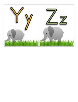 Elephant ABC's