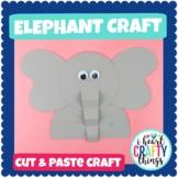 Elephant Animal Craft