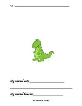 Elephant Animal Report