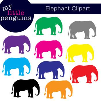Elephant Clipart (clip art)