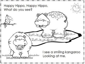 Elephant, Elephant for Kindergarten * Booklet * Sentence Scrambles * Sight Words