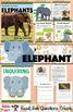 All About Elephants Nonfiction Unit